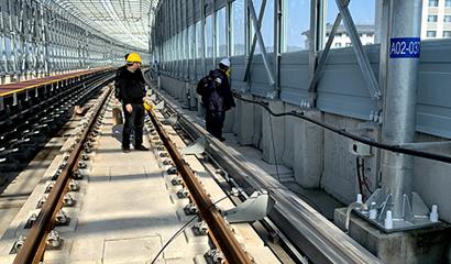 IL GUARDER 漏缆在线监控系统在宁波地铁4号线实测